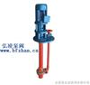 SY型化工泵:SY型耐腐蝕液下泵