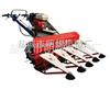 4G120A汽油型稻麦微型割晒机